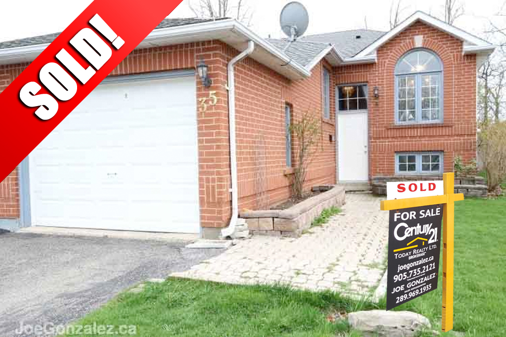 SOLD: 35 Jefferson Welland