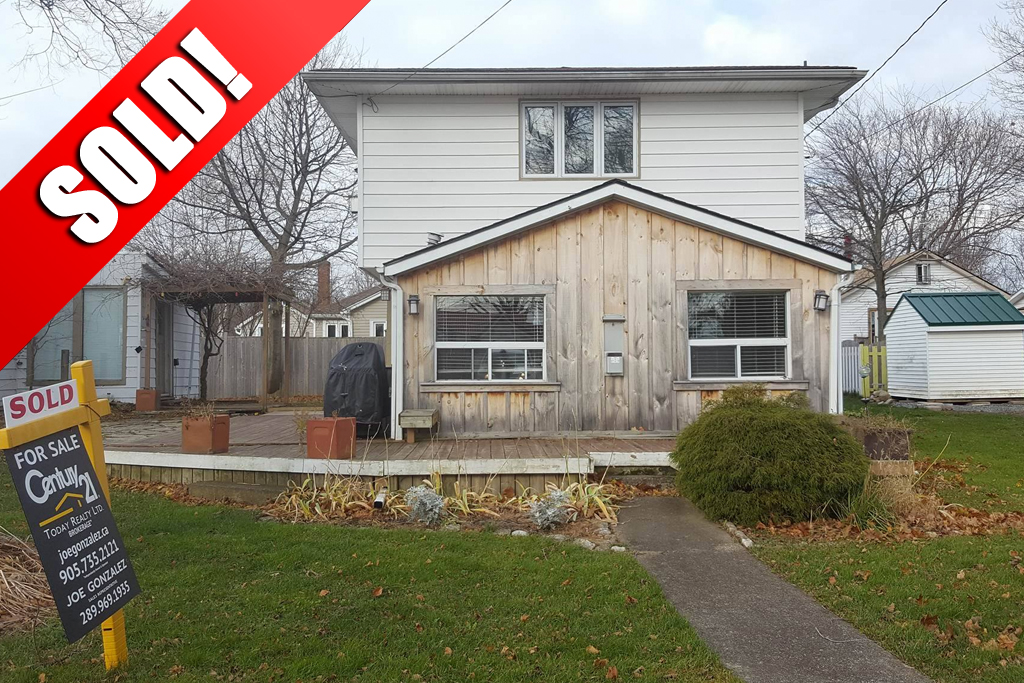SOLD: 11348 Neff Port Colborne