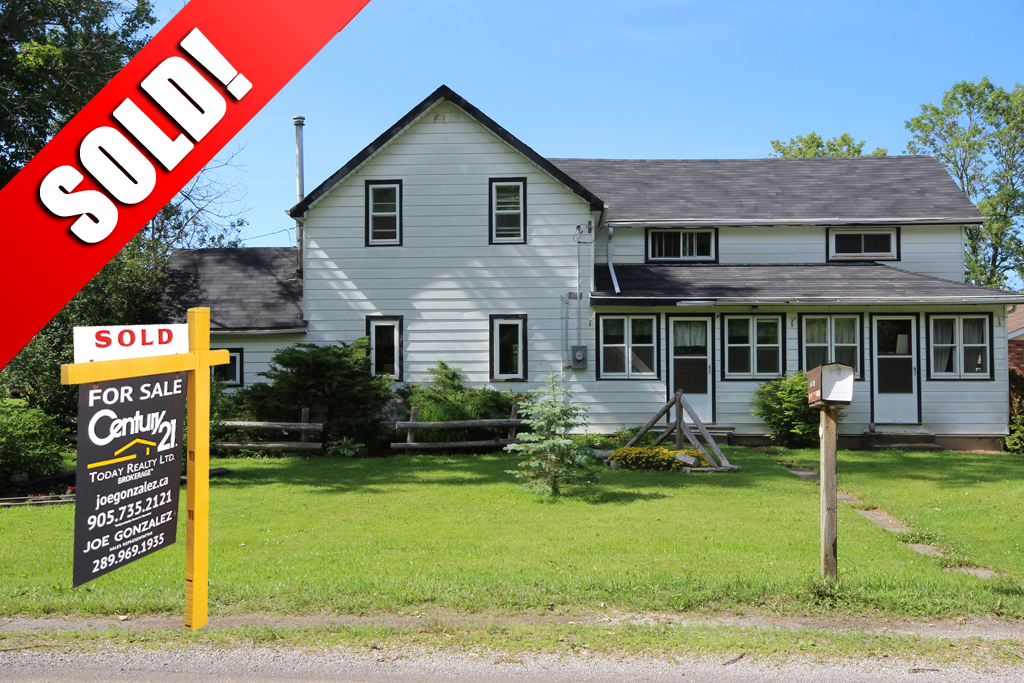 SOLD: 32436 Bell Road Wainfleet