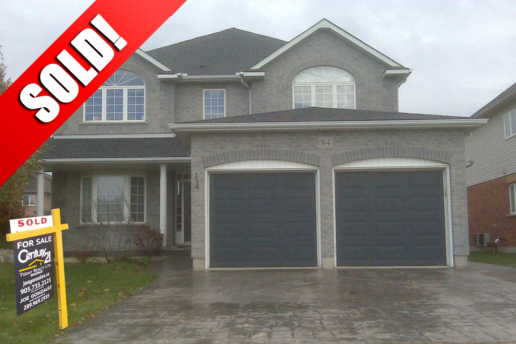 Sold: 84 Vansickle St. Catharines