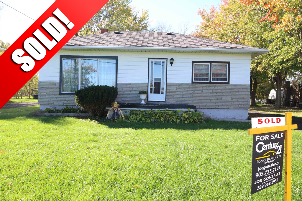 SOLD: 950 Silver Bay Road Port Colborne