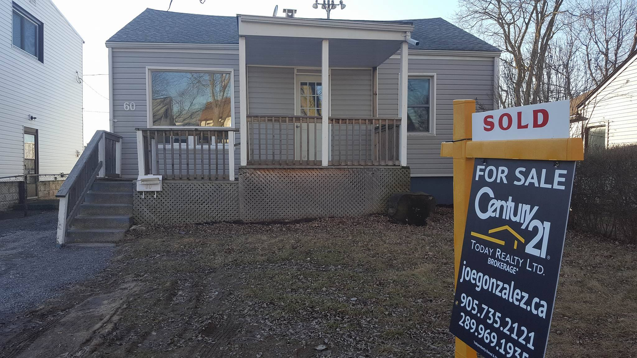 60 Bishop Road in Welland Sold Joe Gonzalez Real Estate