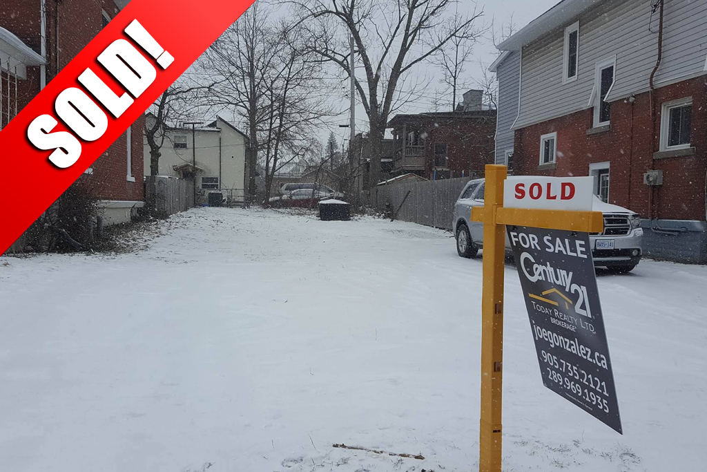 SOLD: 81 Dorothy St Welland
