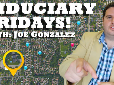 Fiduciary Fridays Selling House Tips