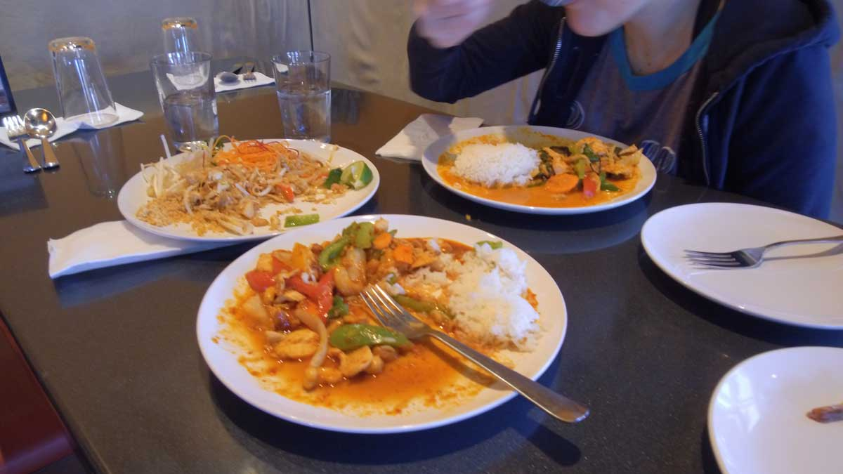 Young Thai Cuisine Fonthill