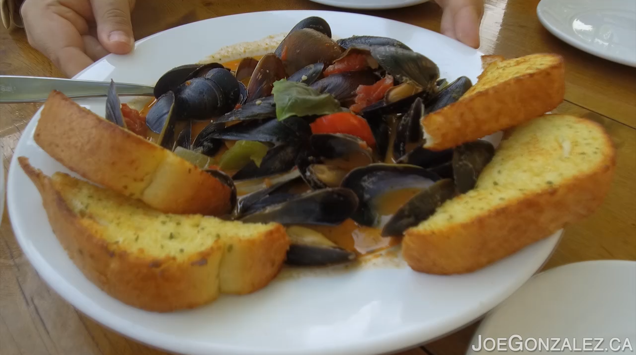 DJs Roadhouse Long Beach Wainfleet Mussels