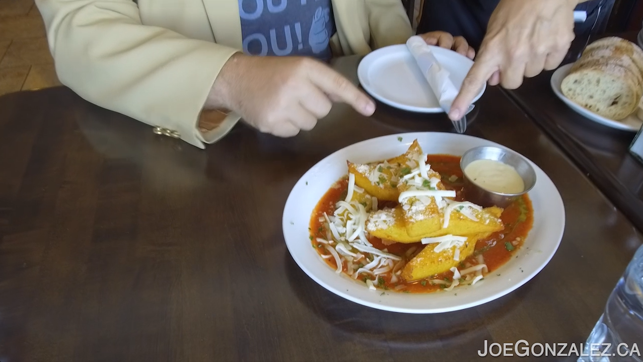 Don Marcos Italian Eatery Polenta Fritti