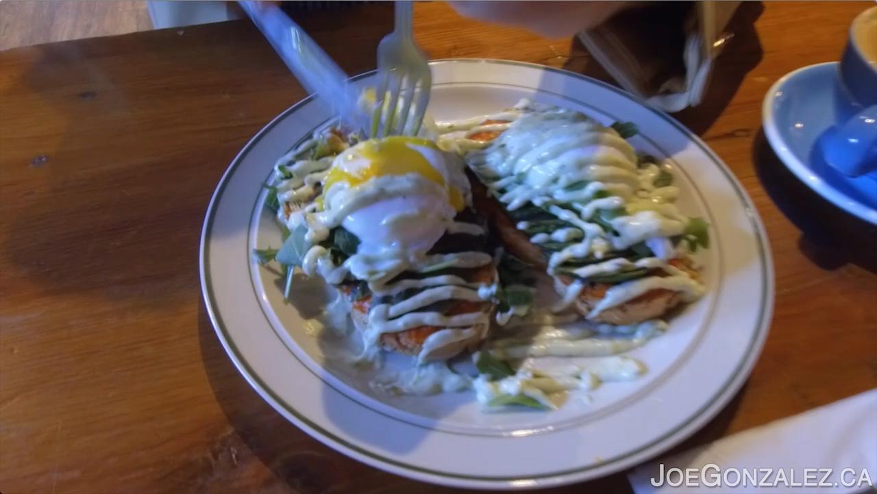 The Black Sheep Lounge Avocado On Toast