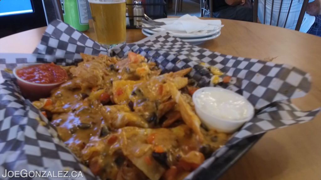 The Bootlegger Bistro Bar Loaded Nachos