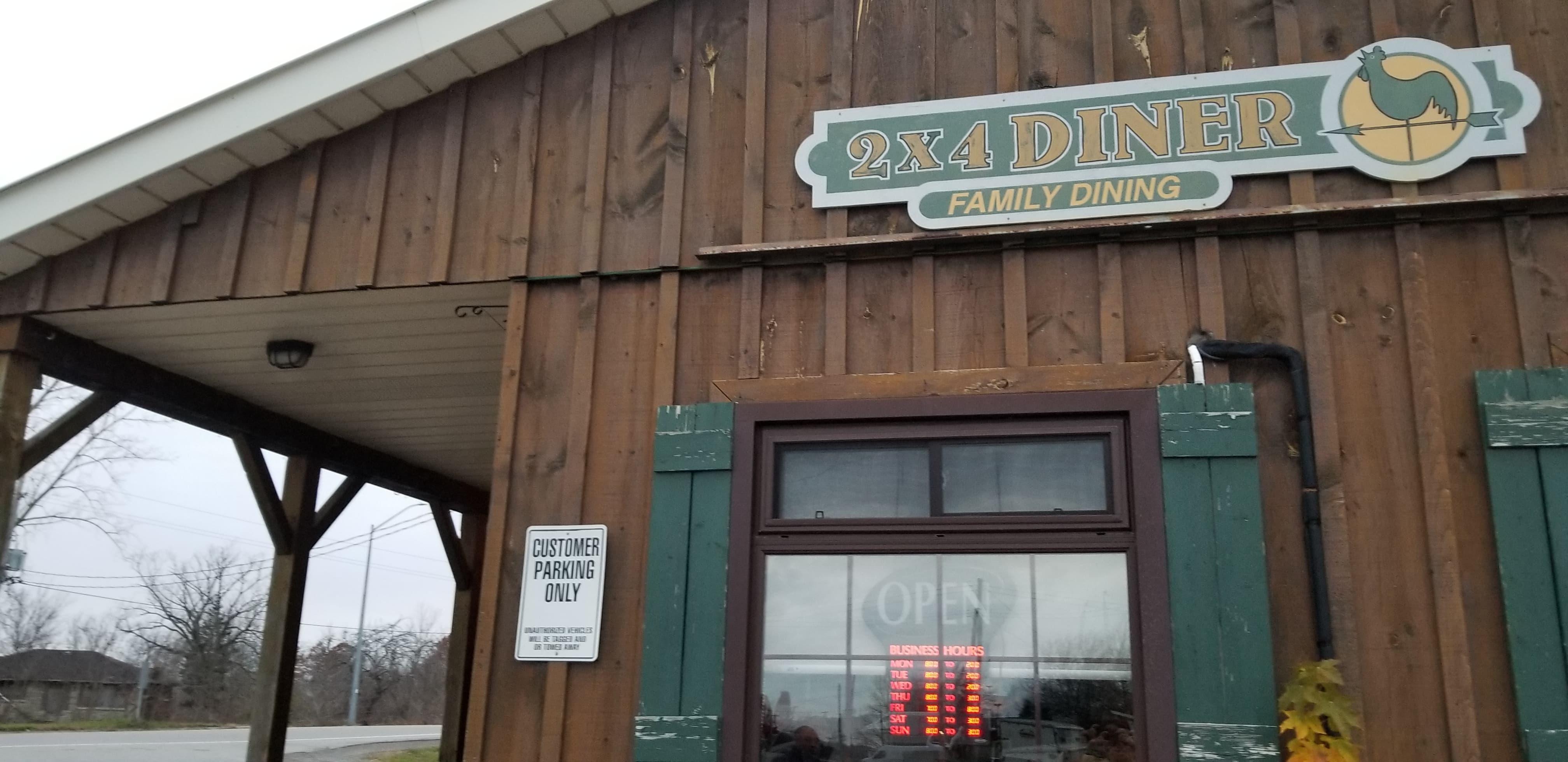 2x4 Diner Wainfleet Ontario Joe Gonzalez 3